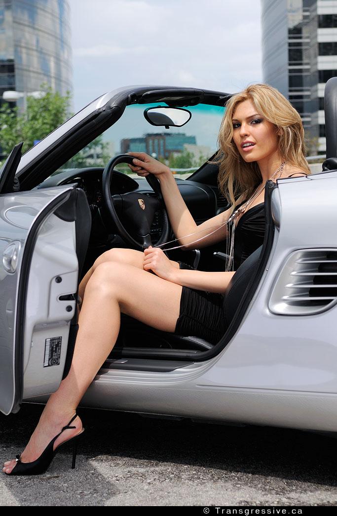 6 Blonde And My Box 6speedonline Porsche Forum And